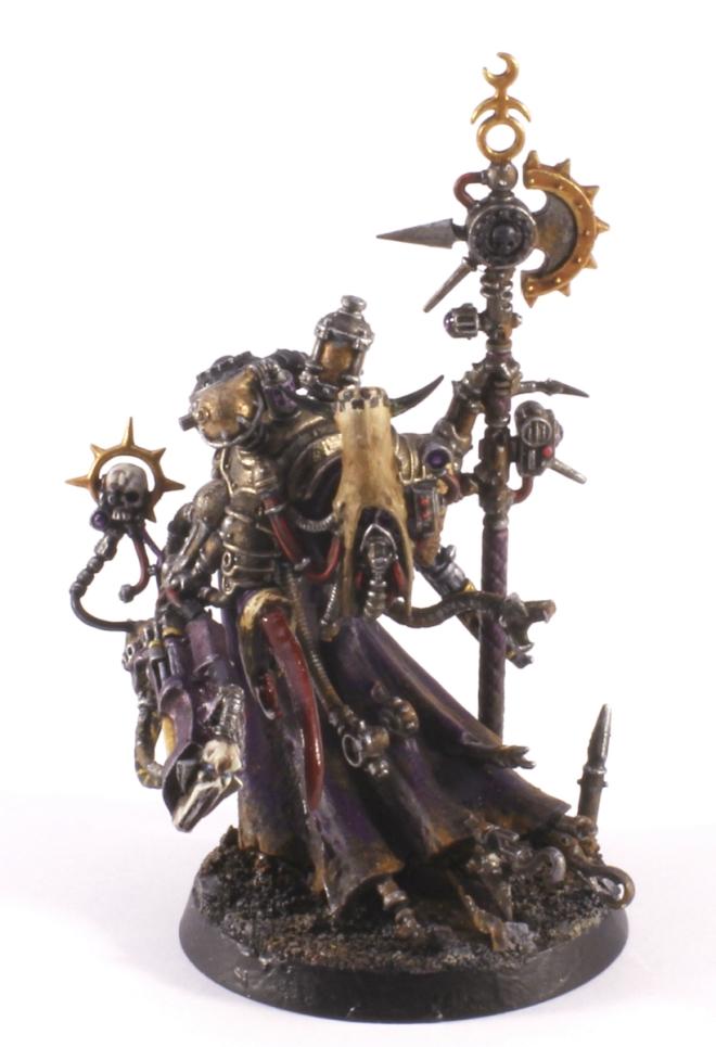 Slaaneshi Dark Mechanicum Magos
