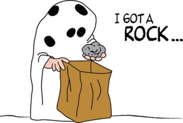 charlie brown rock