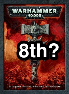 warhammer 40,000 8th edition
