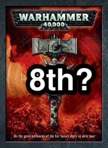 warhammer 40,000 8th edition