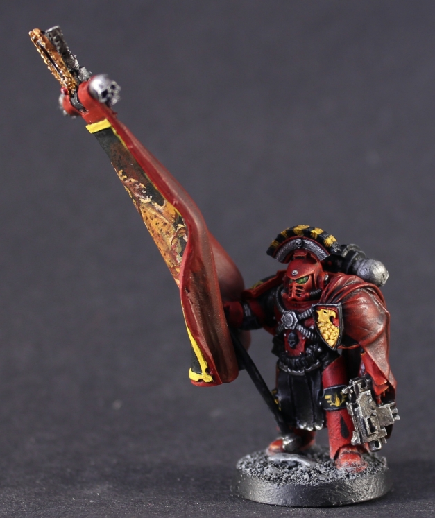 blood angel standard bearer