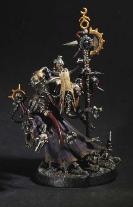slaanesh dark mechanicum magos