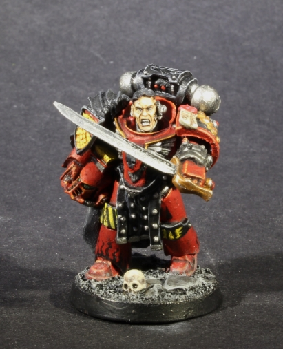 blood angels chosen