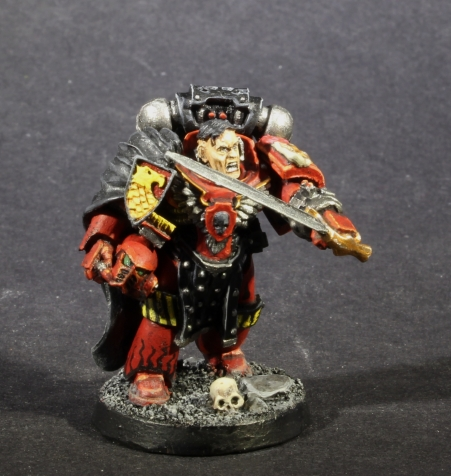 mkiv chosen space marine