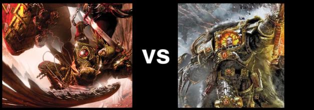 sanguinius vs horus