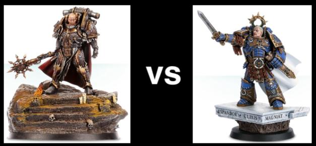 Lorgar vs Guilliman
