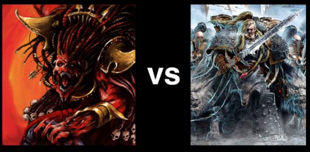 angron vs russ