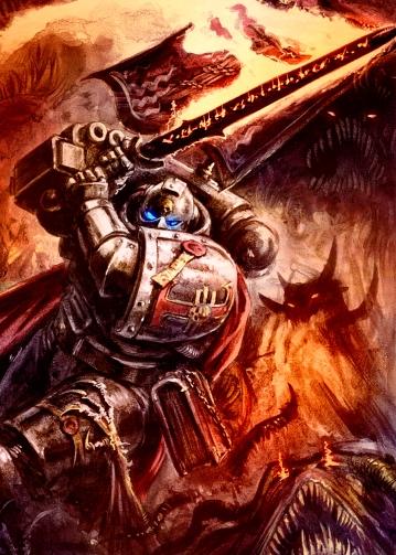 Garran Crowe's Blade of Antwyr