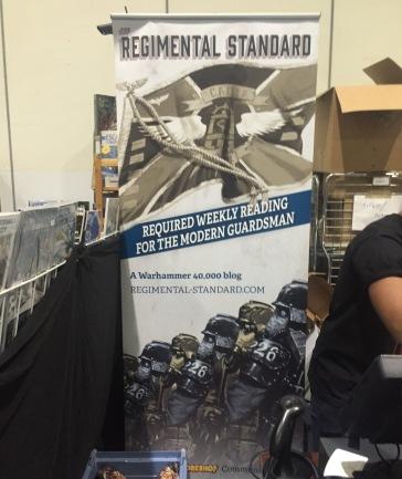 regimental standard blog
