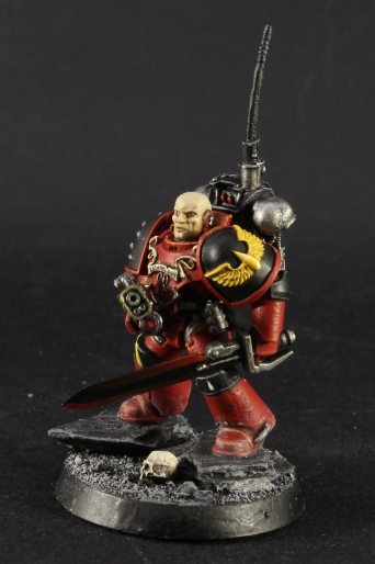 blood angel sergeant