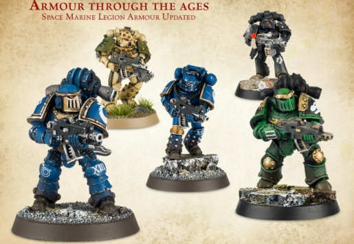 forge world space marine armour patterns
