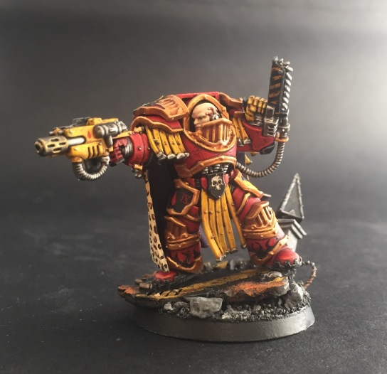 Blood Angels Praetor