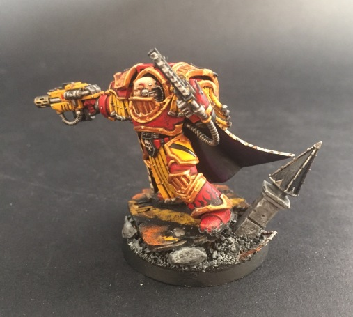 blood angels chapter master