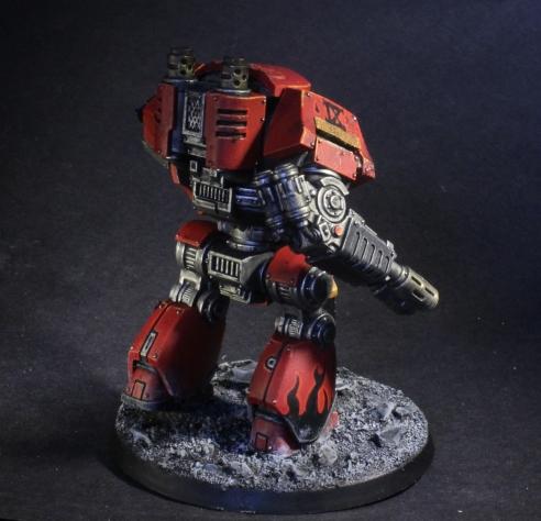 red contemptor