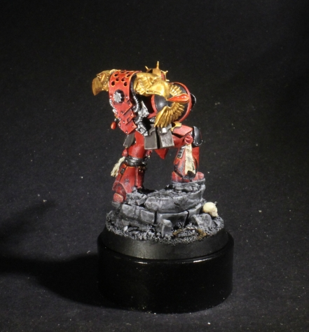 blood angel champion