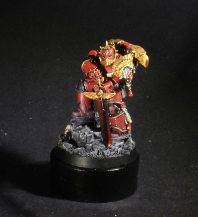 blood angels company champion