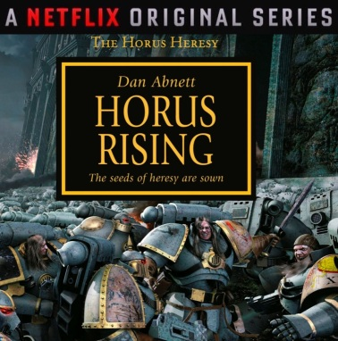 horus heresy netflix