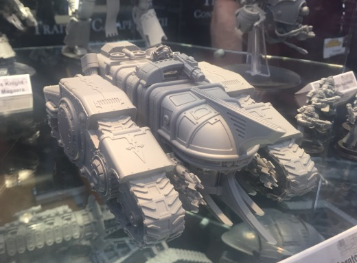 new mechanicum tank