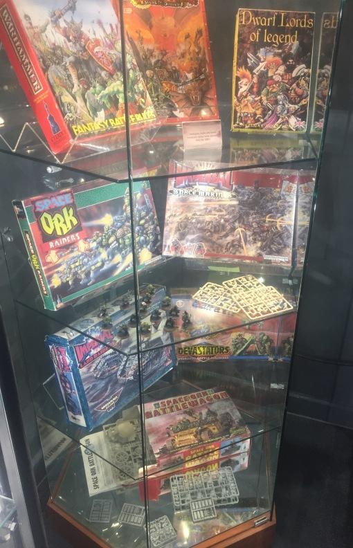 old games workshop boxes