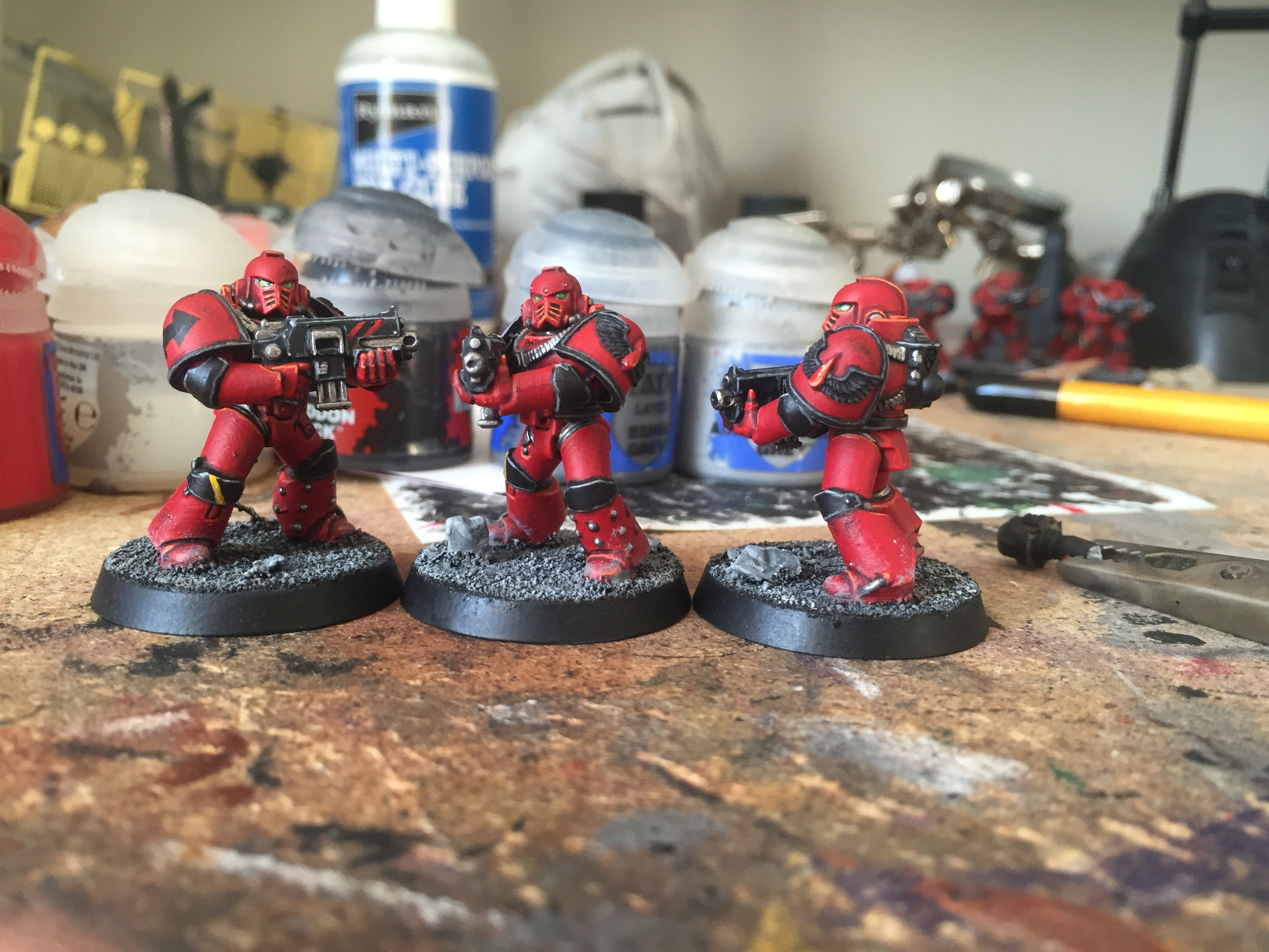 wip blood angels