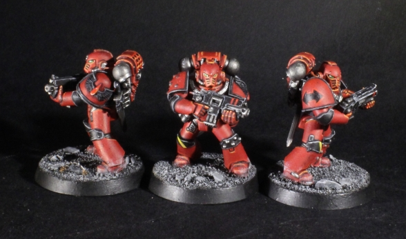 blood angels legion marines