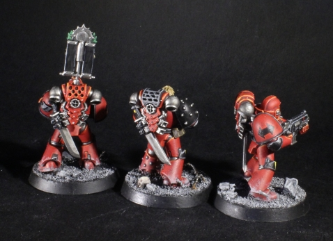 blood angels backpacks