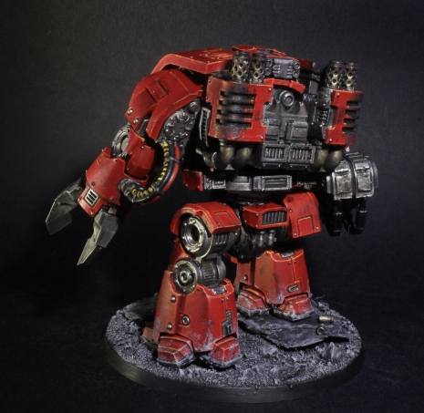 siege dreadnought rear