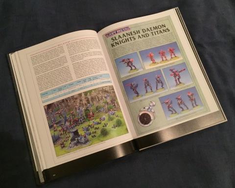 epic slaanesh miniatures