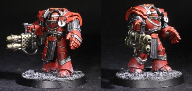 cataphractii terminator with heavy flamer