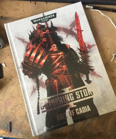 fall of cadia book