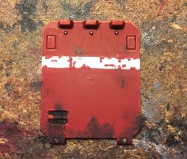 typhus corrosion weathering