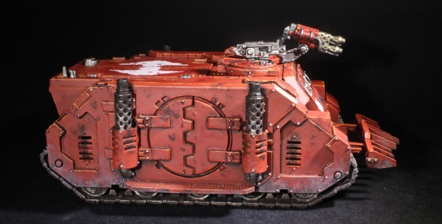 blood angels transport