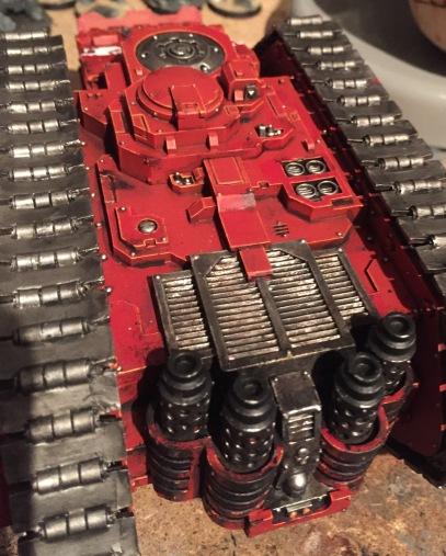 spartan rear top