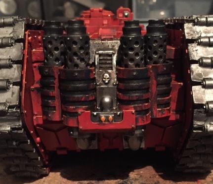 spartan engine stack