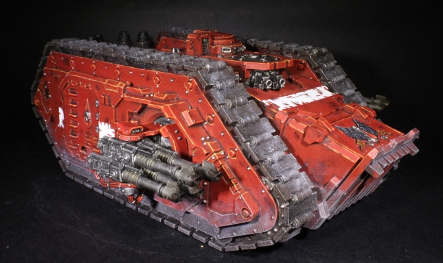 blood angels spartan
