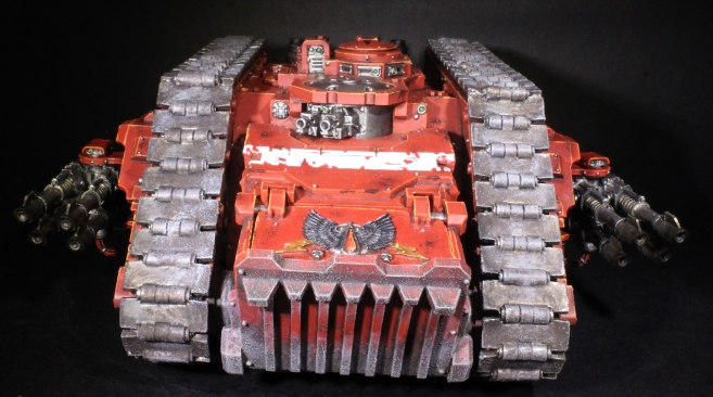 spartan assault tank