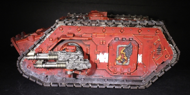 forge world blood angels land raider doors