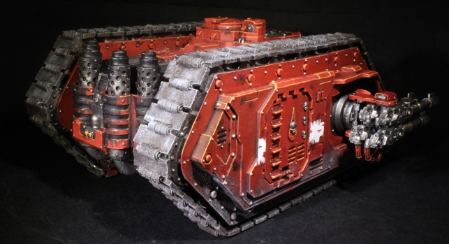 spartan assault tank rear