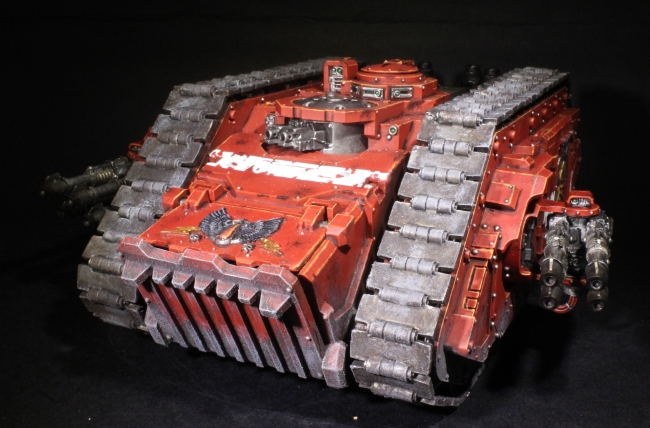 blood angels tank
