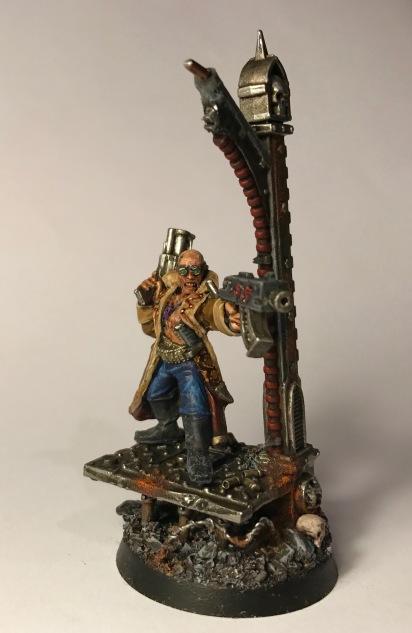 necromunda miniatures