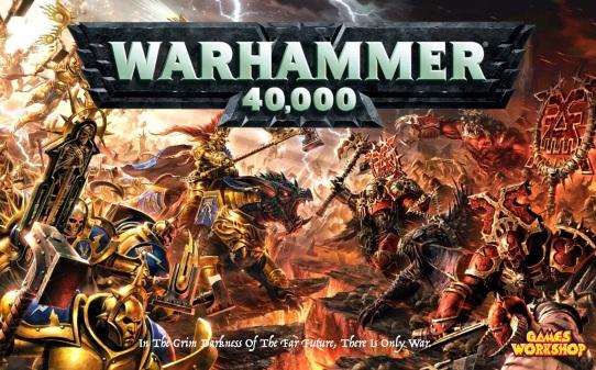 warhammer 40000 age of sigmar