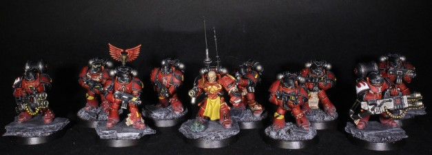 horus heresy blood angels