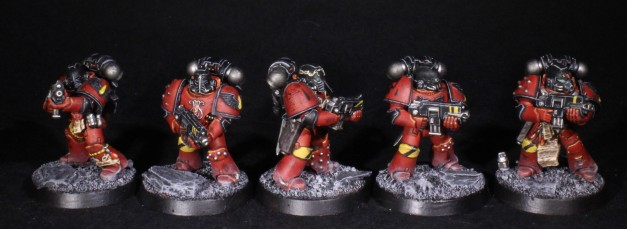 veteran tactical blood angels