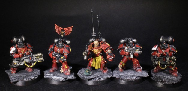 blood angels flamers
