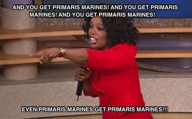 oprah primaris marines
