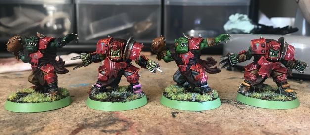 blood bowl team wip