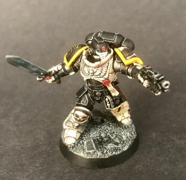 primaris lieutenant