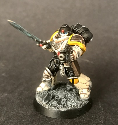 mortifactors primaris space marine lieutenant