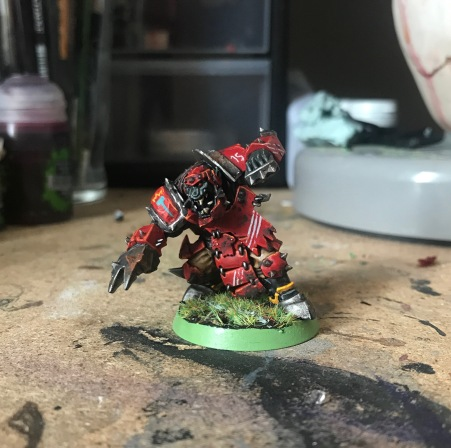 blood bowl basing