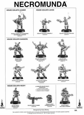 house goliath miniatures